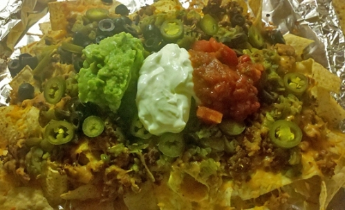 Example of a Perfect Nacho